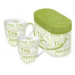 PPD mokkenset Tea Graphic