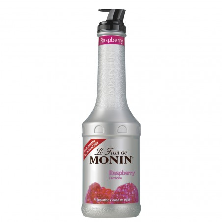Monin Framboos fruitpuree