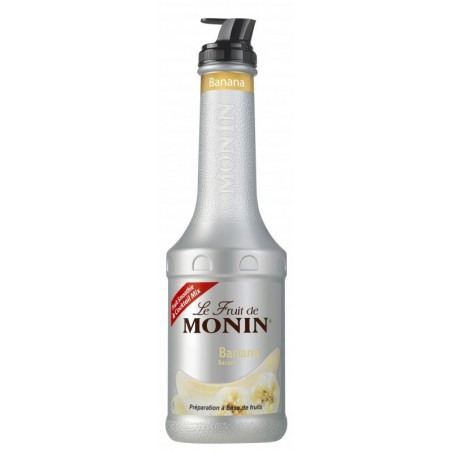 Monin Banaan fruitpuree