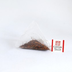 Canton Tea Wild Rooibos Piramidezakjes