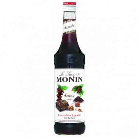 Monin Brownie Siroop