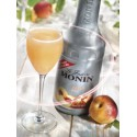 Monin Perzik Fruitpuree