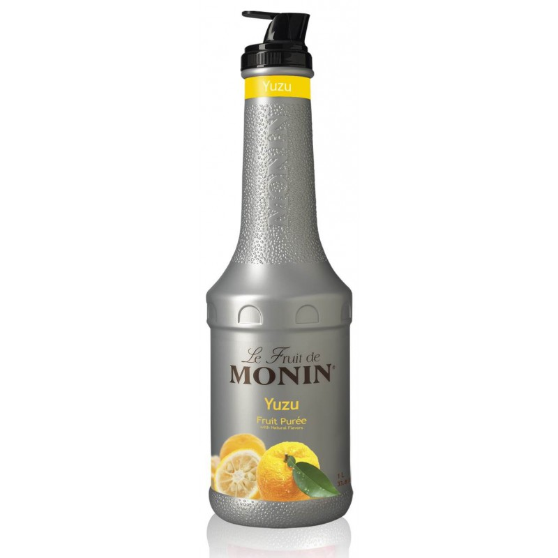 Monin Yuzu Fruitpuree