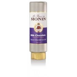 Monin Melk Chocolade Saus