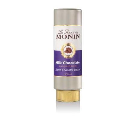 Monin Melk Chocolade Topping