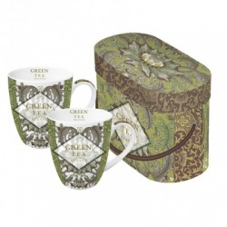 "PPD Mokken Gift Box ""Green Tea"" rond"