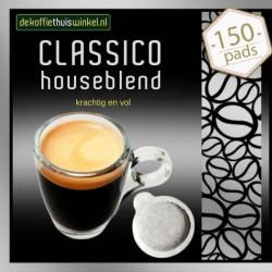 DeKoffiethuiswinkel Classico Houseblend Espressopads