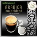 DeKoffiethuiswinkel Arabica Houseblend Espressopads