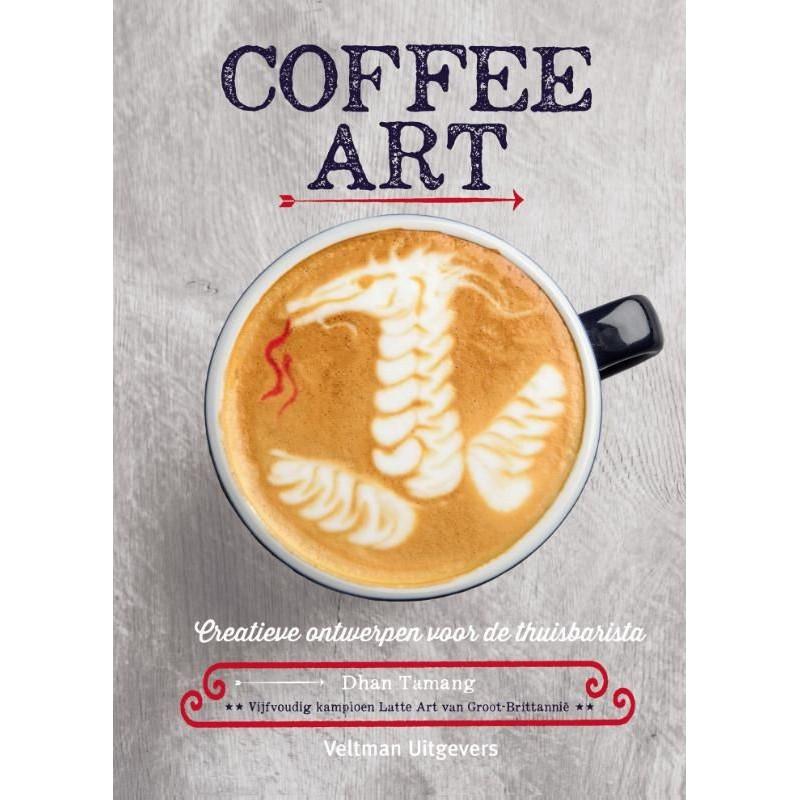 Coffee Art Dhan Tamang