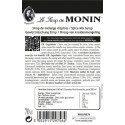 Monin Winter Spice siroop