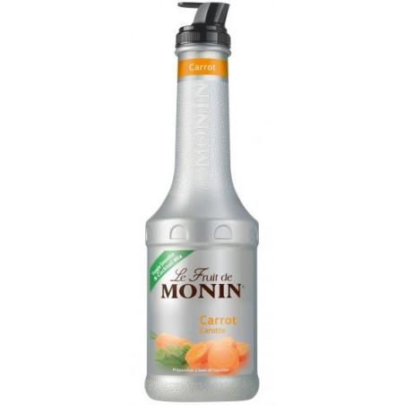 Monin Carrot Fruitpuree Wortel