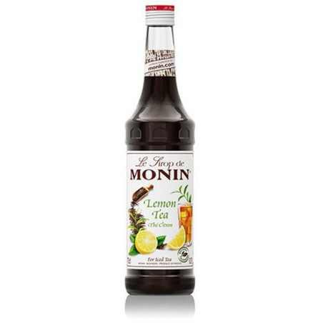 Monin Lemon Tea Siroop