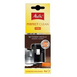 Melitta reinigingstabletten perfect clean