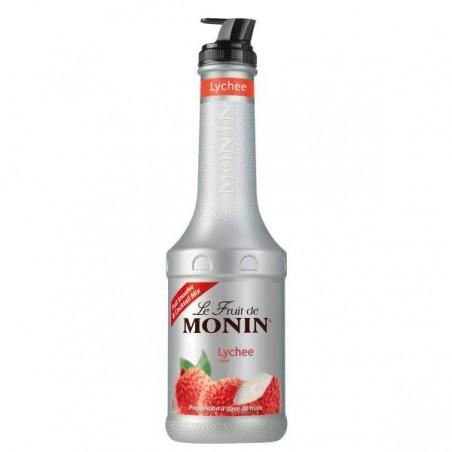 Monin Lychee fruitpuree