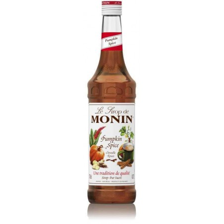 Monin Pumpkin Spice siroop