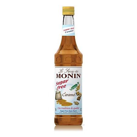 Monin Caramel siroop SUIKERVRIJ