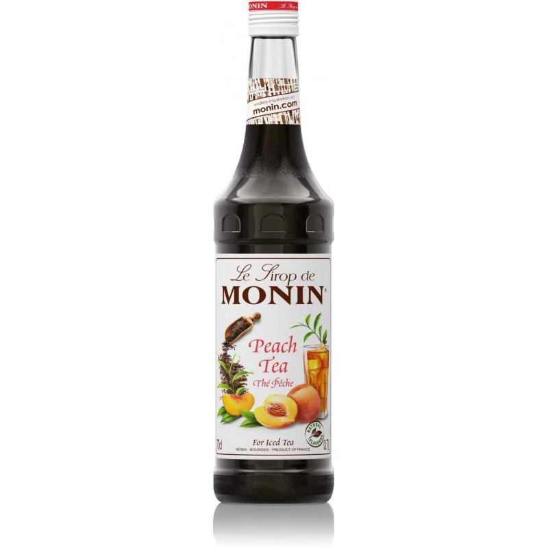 Monin Peach Tea siroop