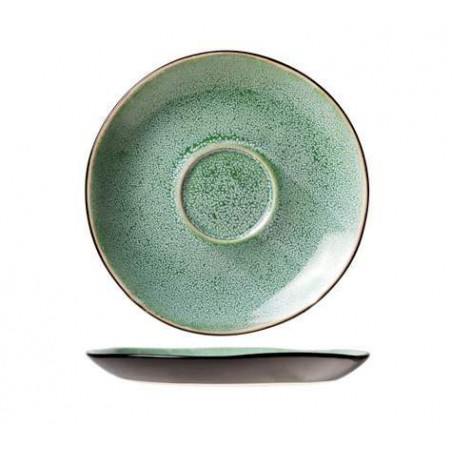 Cosy en Trendy Finesse Green schotel 14 cm