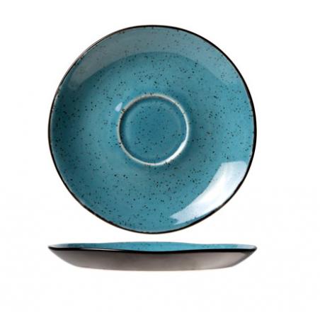Cosy en Trendy Finesse Blue schotel 14 cm