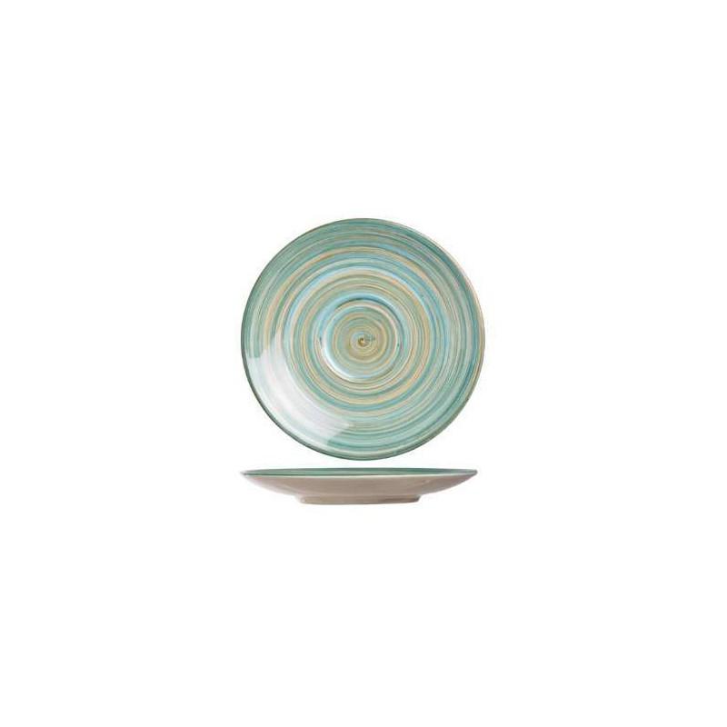 Cosy en Trendy Turbolino blauw schotel 17 cm