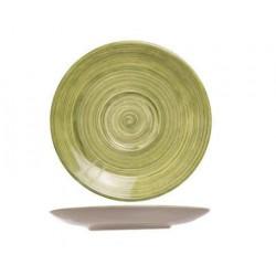 Cosy en Trendy Turbolino groen schotel 17 cm
