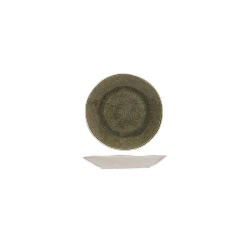 Cosy en Trendy Spirit Olive schotel 15 cm