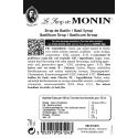 Monin Basilicum siroop ingrediënten