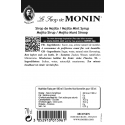Monin Mojito Mint siroop