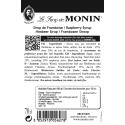 Monin Framboos (Raspberry) siroop