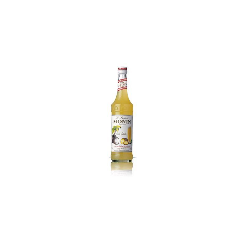 Monin Pina Colada ingrediënten