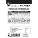 Monin Black Forest Siroop