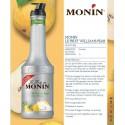 Monin Williams Poire fruitpuree