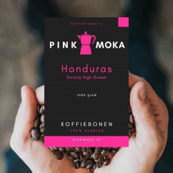 Pink Moka Honduras Strictly High Grown Koffiebonen