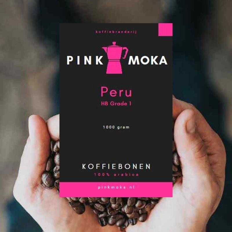 Pink Moka Peru HB Grade 1 UYZ