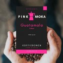 Pink Moka Guatamala Coban Utz Koffiebonen