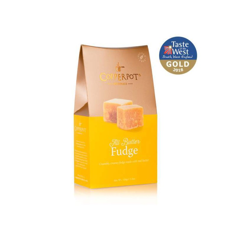 Copperpot All Butter fudge
