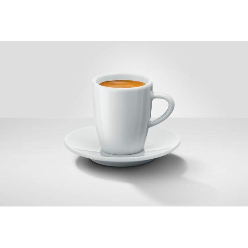 Jura Espresso kop en schotel - set van 2