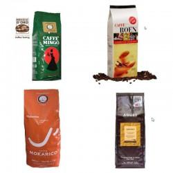 Proefpakket Bekroonde koffies
