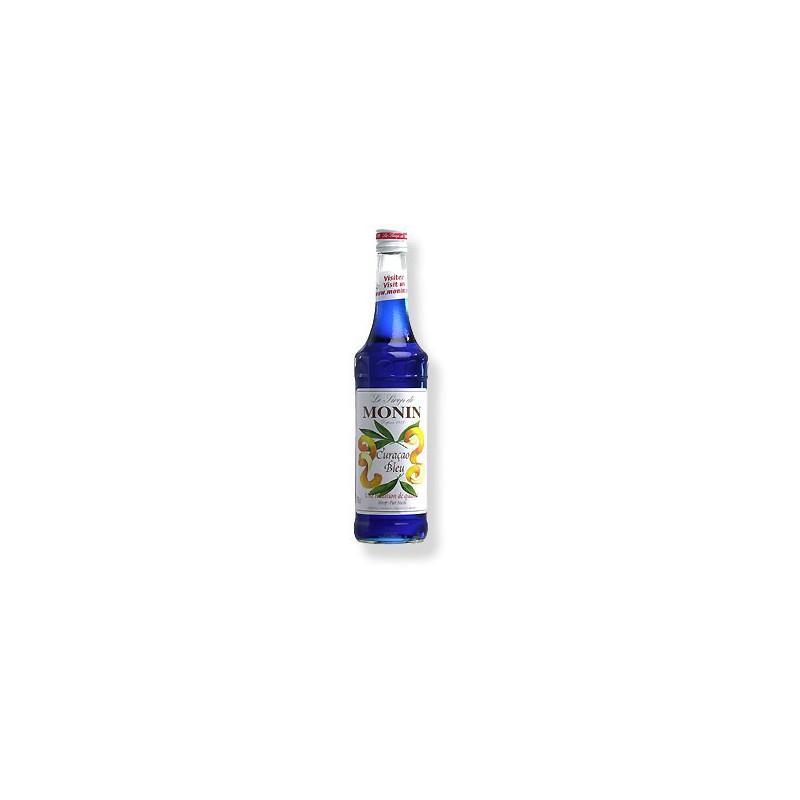 Monin Blue Curaçao siroop ingrediënten