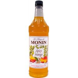 Monin Spicy Mango Siroop