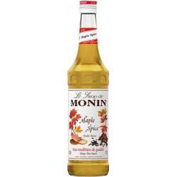 Monin Maple Spice (Spicy Ahorn) siroop