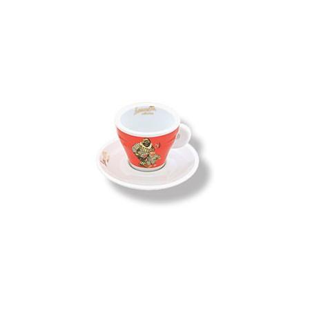Lucaffe Espresso Kop en Schotel Mamma Lucia