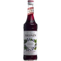 Monin Zwarte Bes (cassis) siroop