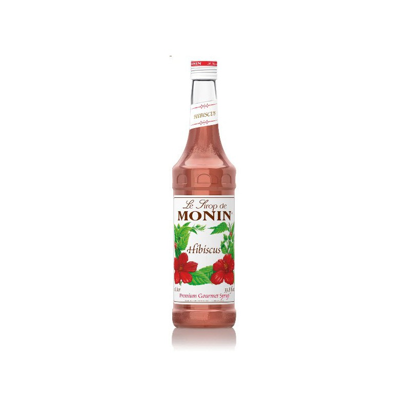 Monin Hibiscus Siroop