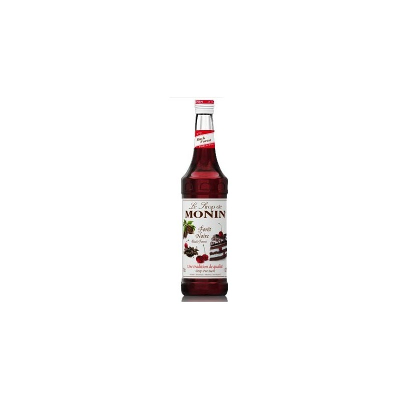 Monin Black Forest Siroop
