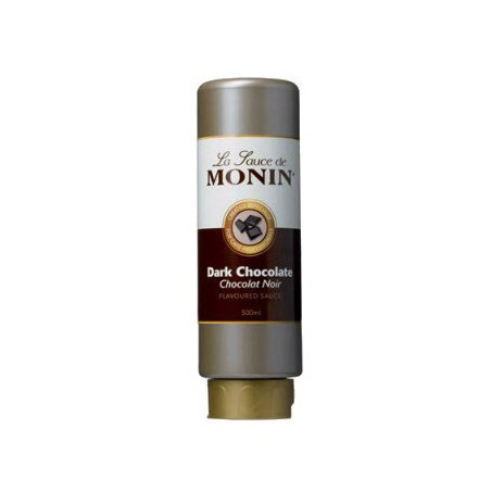 Monin Topping Dark Chocolate