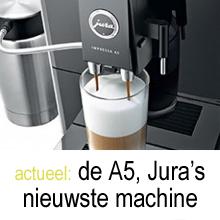 Jura A5 nieuws