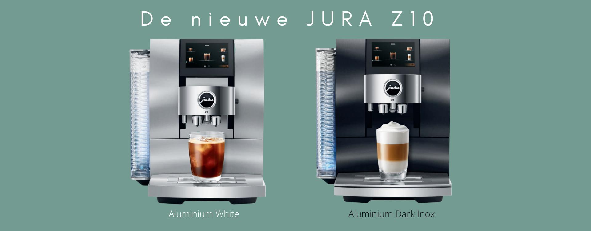 JURA Z10 - test en kenmerken van dé musthave koffiemachine